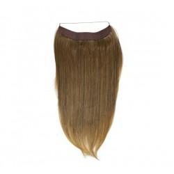Peluca cabello sintético corto
